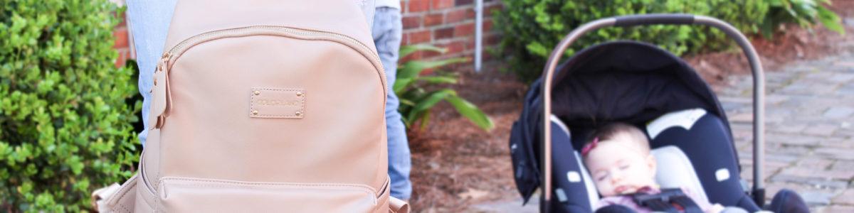 The Modern Mom's Diaper Bag