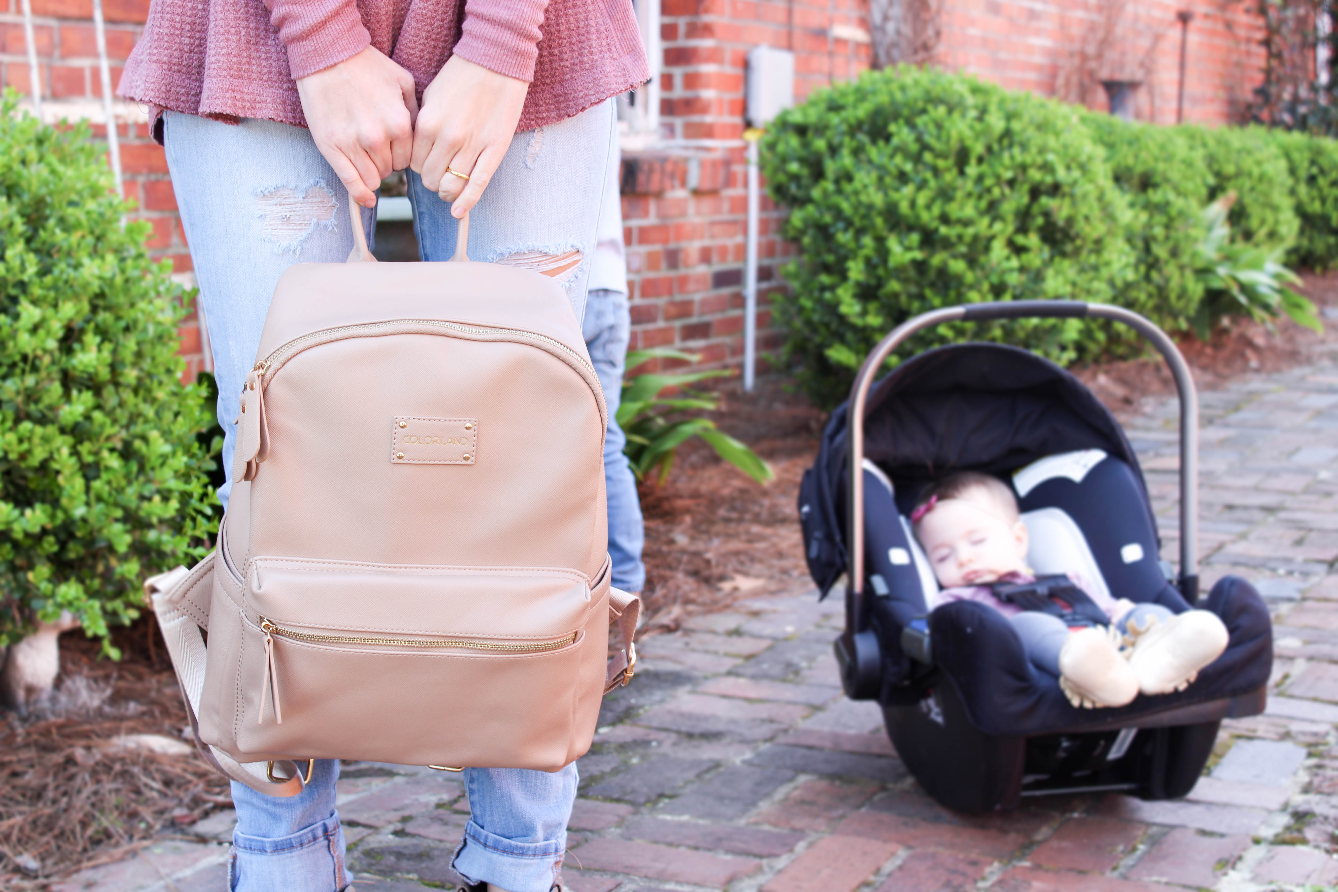 The Modern Mom's Diaper Bag
