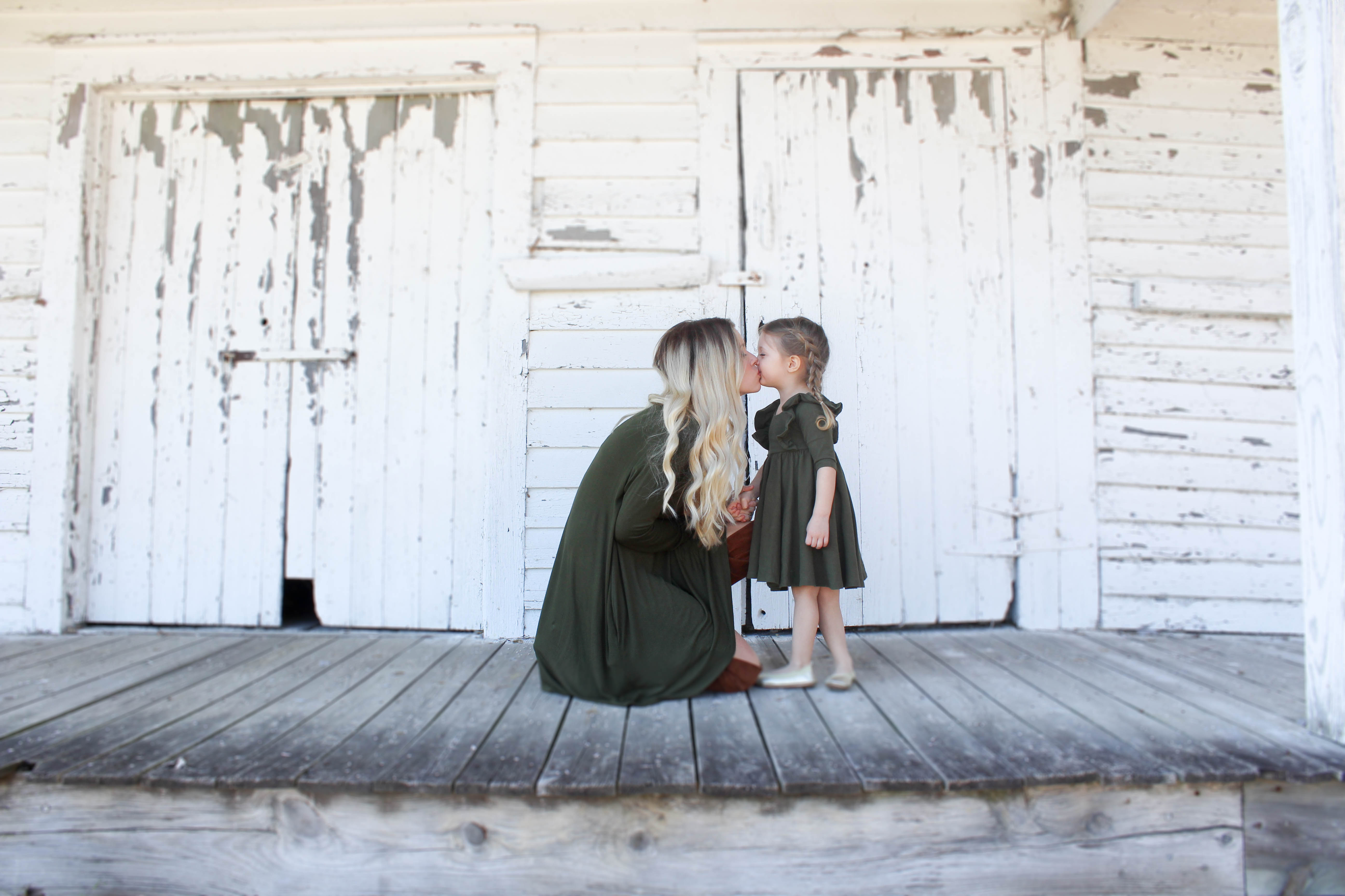 Olive You – A Letter To my Mini-Me