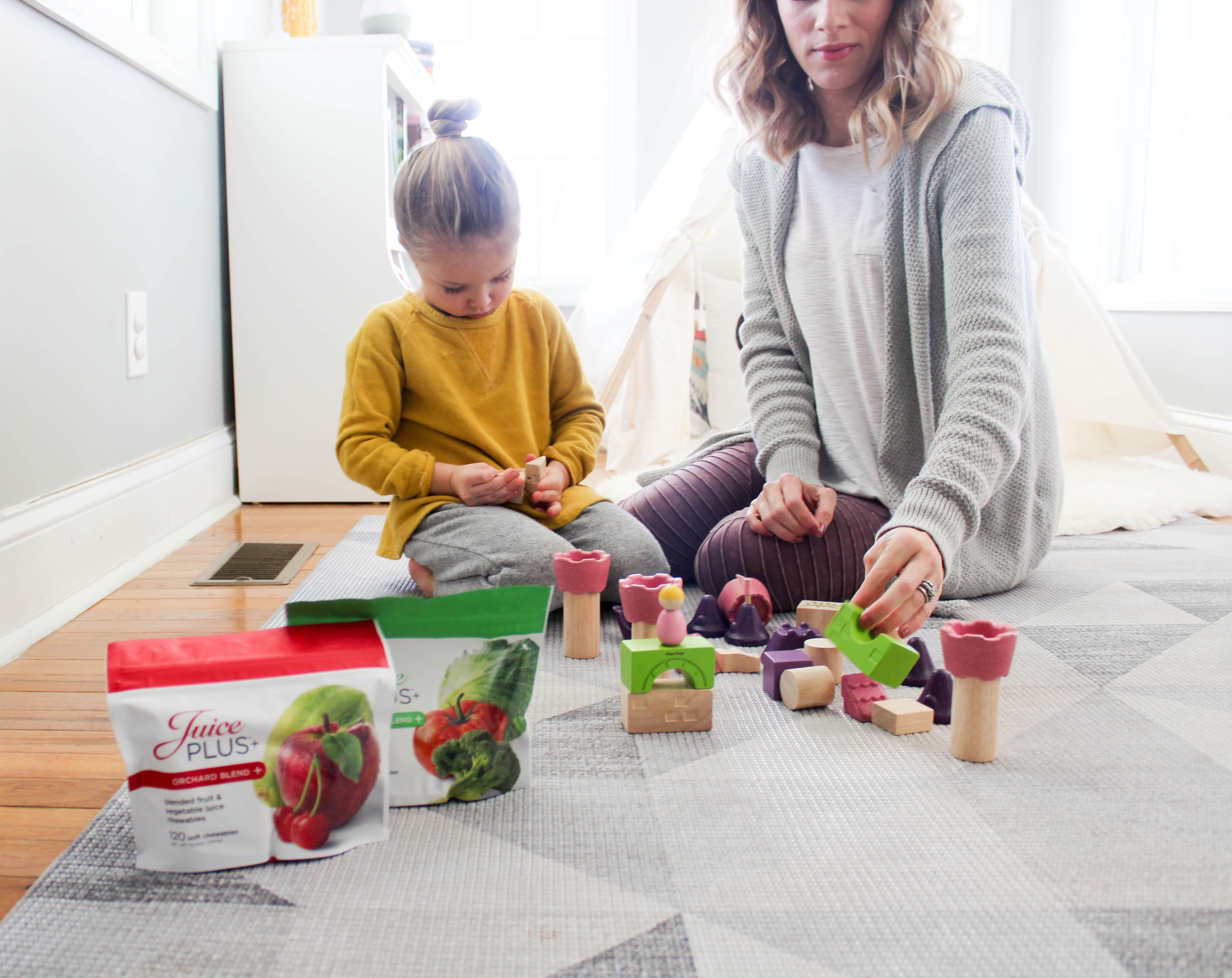 Why Your Family Needs Juice Plus