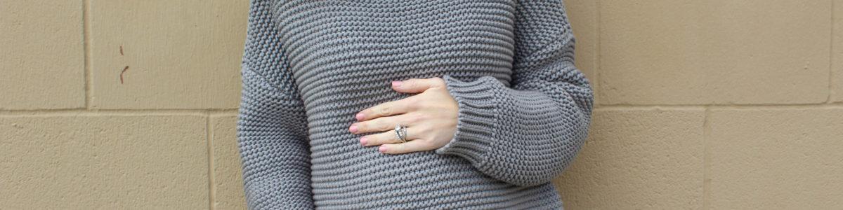 Cozy Maternity Staples