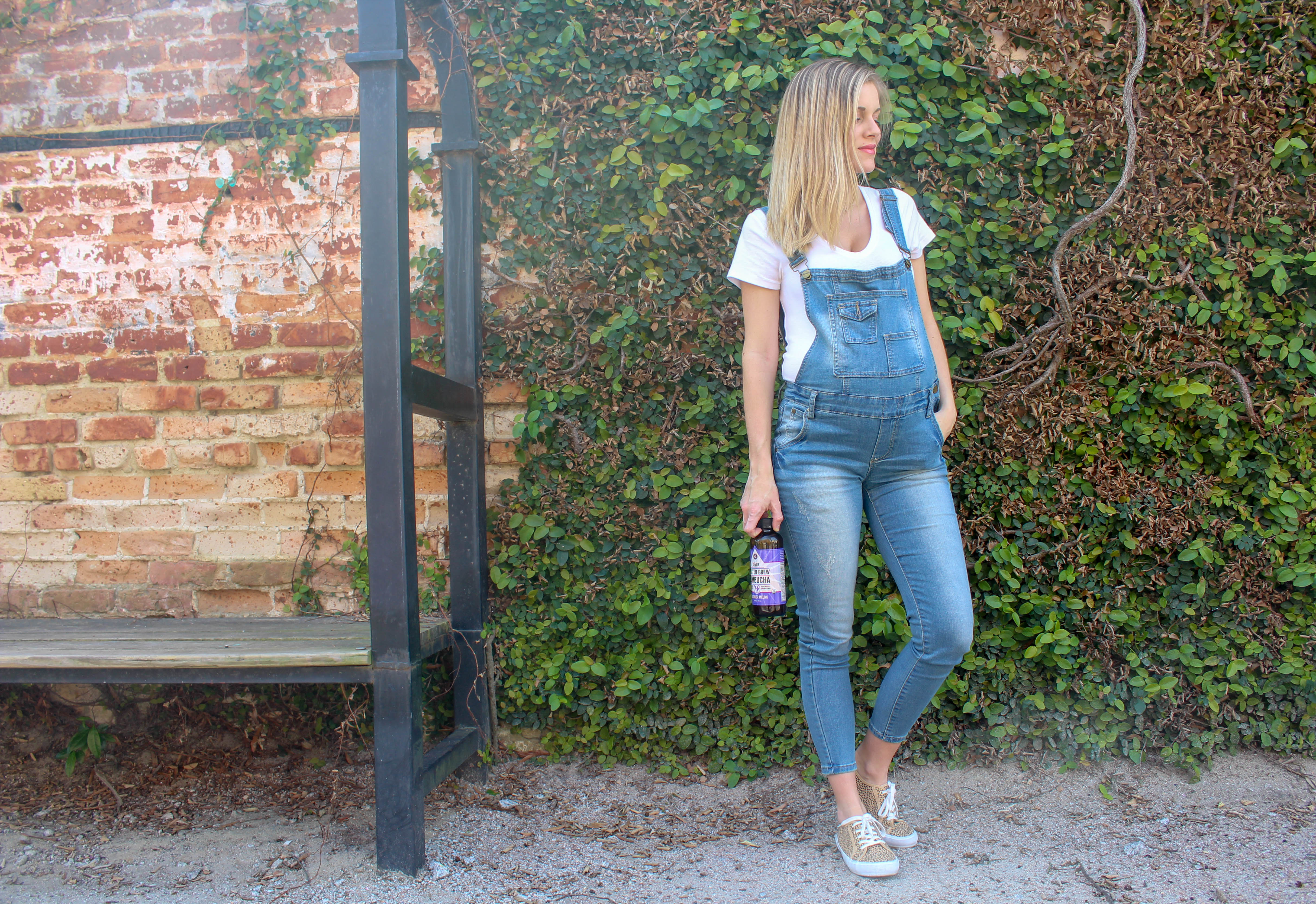 Kombucha and Overalls to the Rescue